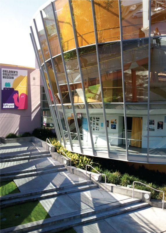 Children's Creativity Museum  - Museu para Crianças em São Francisco, California