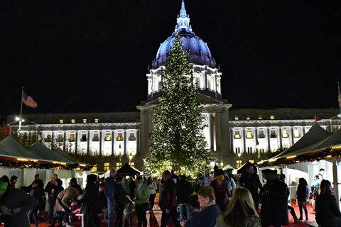 Natal e Ano Novo em São Francisco