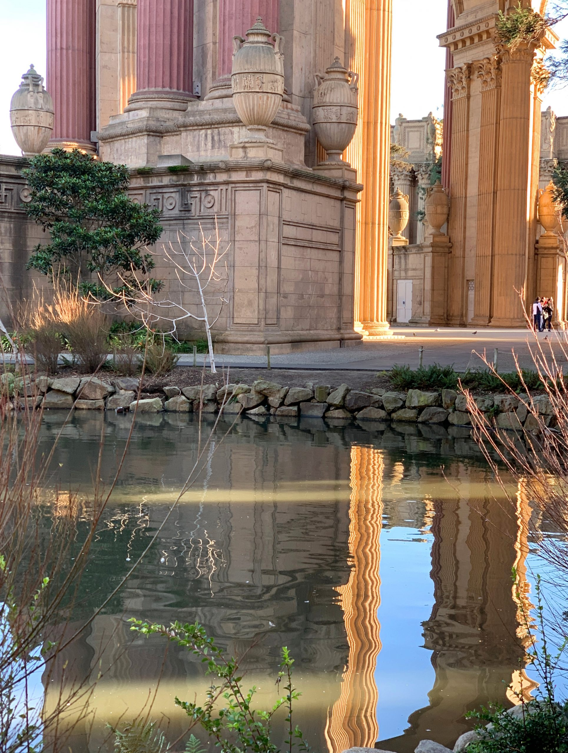 Visitar o Palace of Fine Arts - Hotel California Blog