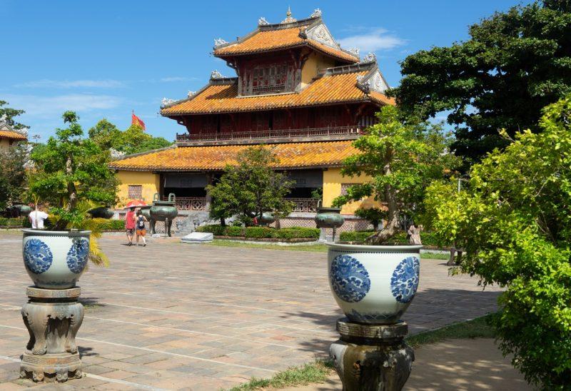 O que visitar em Hue